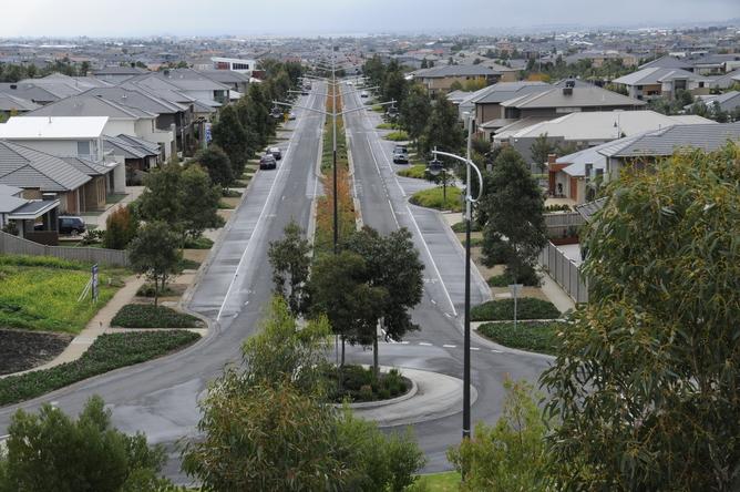 Australian Suburb 3